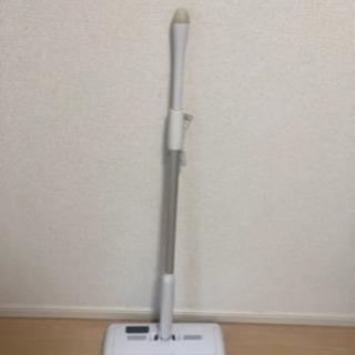 掃き掃除感覚の掃除機 無料
