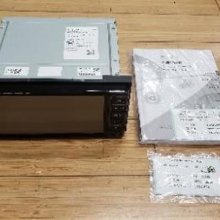 【新古品 ほぼ未使用】トヨタ純正 カーナビゲーションNSCD-W66