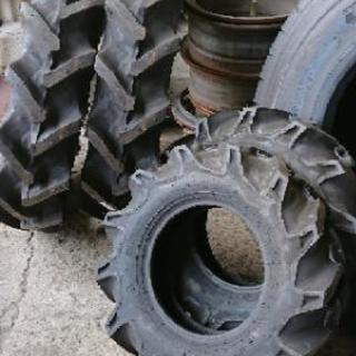 農耕用タイヤ 取り扱い 組換え致します。