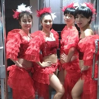 大阪梅田♪女性のための初級者向けキューバンラテンダンス♪ 東梅田か...
