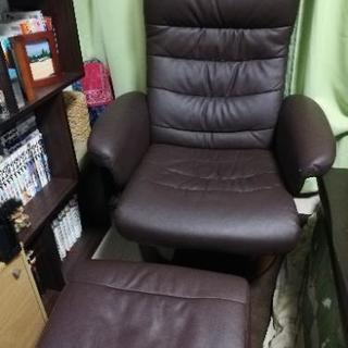 リクライニングチェア リクライニングソファ 椅子 一人用