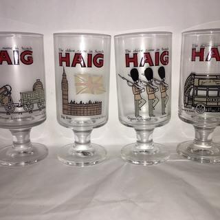 ☀️ お宝発掘 新品 HAIG ヘイグ マジックグラス 4種類 セット 非売品 - 京都市