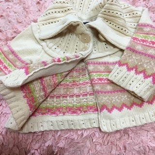 ♡Baby Gap♡美品ボーダー♡セーター - 子供用品