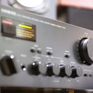 ONKYO Integra A-817RXII *音声確認動画あり