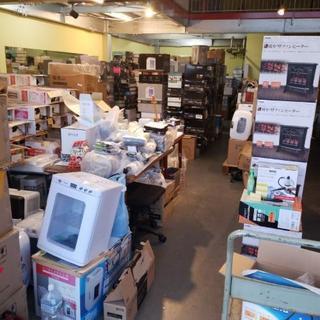 メーカー流れの電化製品、おもちゃを激安販売 tamago