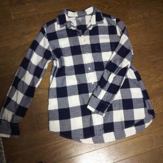 『お取引中』ユニクロチェックシャツ