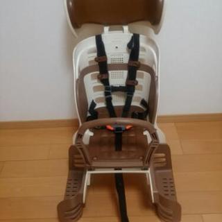 自転車チャイルドシートヘッドレスト付後部座席用