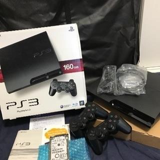 【最終値下げ】PS3(1GB)+ソフト2本・コントローラ1つ