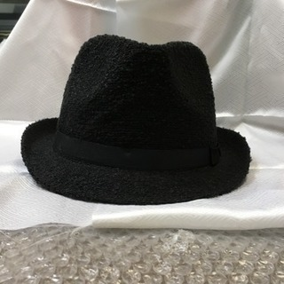 帽子屋さんの帽子 カッコかわいいハット 新品