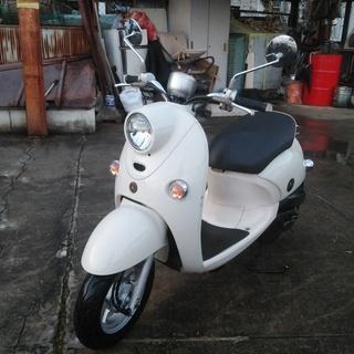 ☆☆ヤマハビーノFI SA37J 白 インジェクション高級スクーター