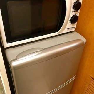 3点セット(洗濯機、冷蔵庫、電子レンジ)
