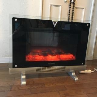 暖炉型インテリアヒーター
