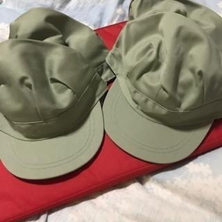 新品 未使用 帽子  4個