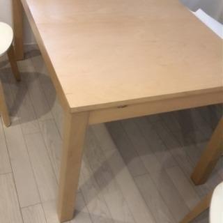 IKEA ダイニングテーブルset