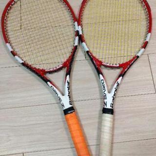 バボラ babolat テニスラケット ドライブzツアー 2本セット