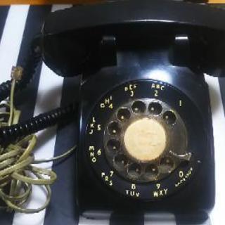 ☆★ 米軍 黒電話  1952年~1957年物ぐらい? ★☆