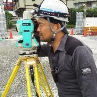 【急募!未経験:日給¥11,000~。週4日からOK!建築測量・墨...