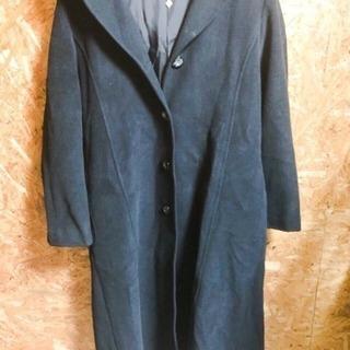 ロングコート レディース 毛皮 ブルーフォックス LC011506