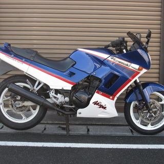 Kawasaki GPX250R-Ⅱ エンジン始動OKの極…