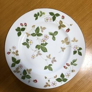 ウエッジウッド ワイルドストロベリー  27cm  お皿