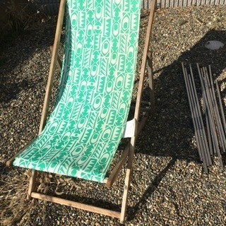 IKEAのハンモック風?椅子