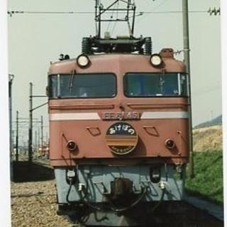 鉄道写真 5枚セット 国鉄形メイン5枚セットA