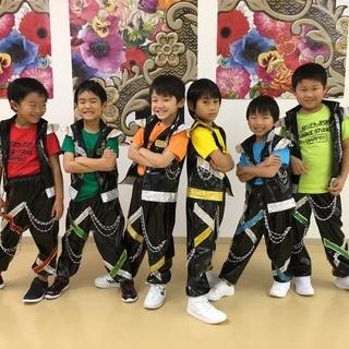 【体験会】ダンス未経験!年長~小2、男子