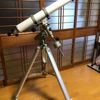 天体望遠鏡 ビクセン 赤道儀 値下げしました。