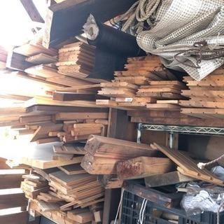 木材 多量 DIYなどに 値段相談