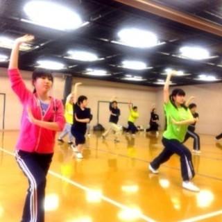 ダイエットや姿勢改善☆カンフーフィットネスクラブ仲間募集!!