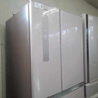 【6ヶ月保証!!】TOSHIBA 6ドア冷蔵庫 2014年製造 G...