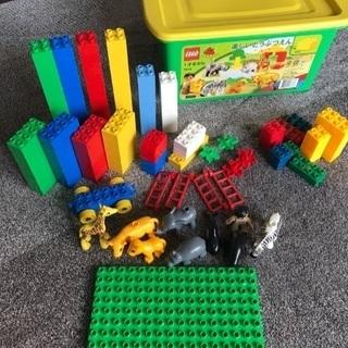 LEGO レゴ duplo 楽しいどうぶつえん
