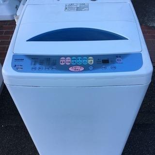 ※終了※▼値下げ▼東芝 洗濯機 6kg ステンレス槽