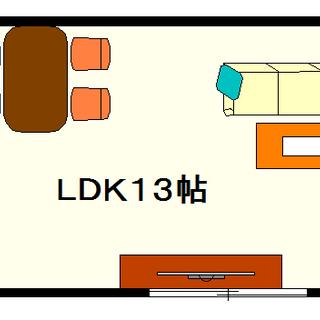 【ドラゴンルージュ】1号タイプ!1LDKタイプ!デザイナーズ物件で...