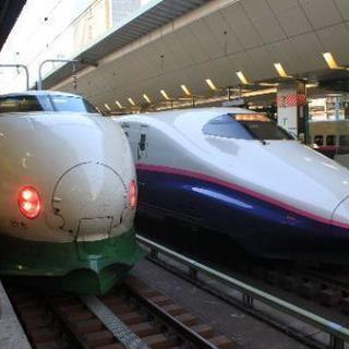 鉄道写真 JR東日本E2系1000番台&200系新幹線