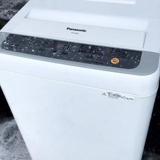 Panasonic 洗濯機 2016年 6kg 美品 元町