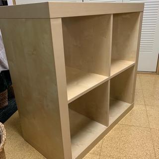 IKEAイケア  アイボリー 棚
