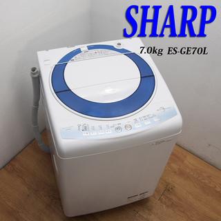 今なら送料無料!ファミリー向け7.0kg 洗濯機 Agイオン LS26
