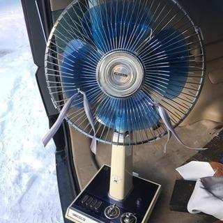昭和レトロ アンティーク 扇風機 TOSHIBA