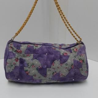リユースのドランカーズパスの筒型bag(ハンドメイド)