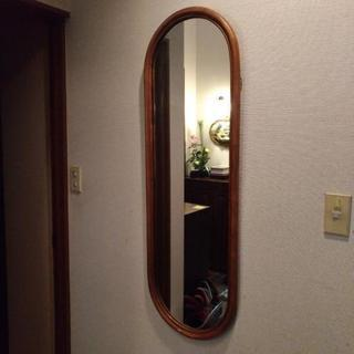壁掛け鏡(中古)