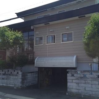 【苫小牧市】戸建て4LDK【車庫・倉庫・庭付き】