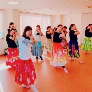 1/29火 南行徳エミングフェスタにてお気軽フラダンス体験♫