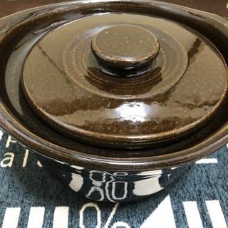 無印良品  土鍋おこげ3合炊き