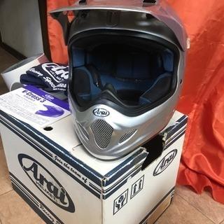 アライ ヘルメット Vクロス3 Mサイズ オフロードヘルメット