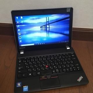 外で使えるノートパソコン 新品SSD換装済み Windows10