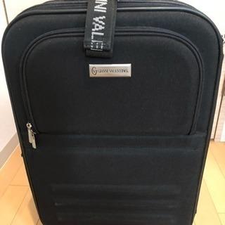 取引予定者決定美品 ブラックスーツケース