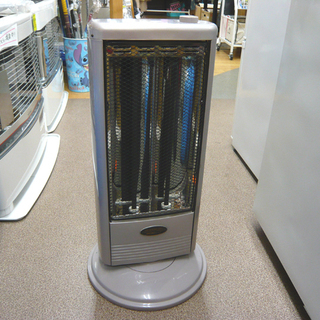 MATRIC 電気ストーブ EST-2000 遠赤外線ストーブ 縦...