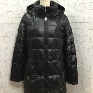 ANDREW MARC ダウンコート ブラック XL