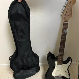 練習用エレキギター&チューナー(取引中)
